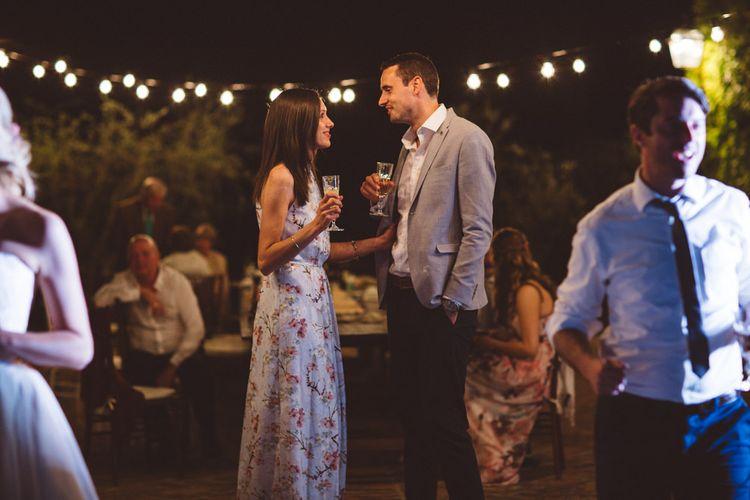 Outdoor Wedding at Borgo Bastia Creti in Italy | Paolo Ceritano Photography