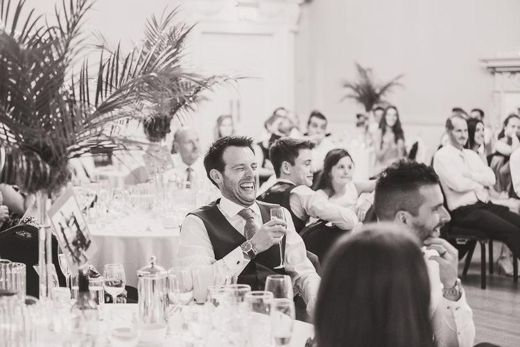 Wedding Guests Speeches
