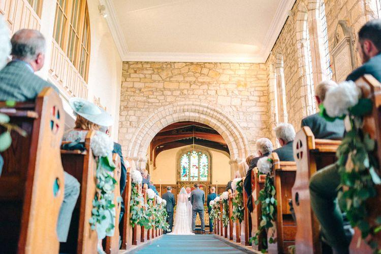Church Wedding Ceremony | Matt Ethan Photography | In House Films