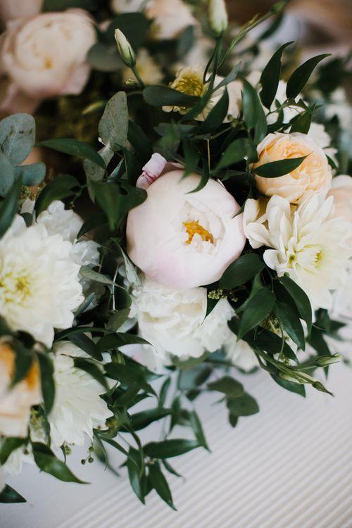 Peach Flowers | Chris Barber Photography