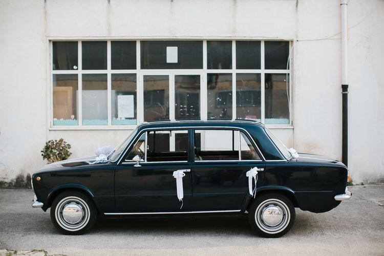 Wedding Car | Chris Barber Photography