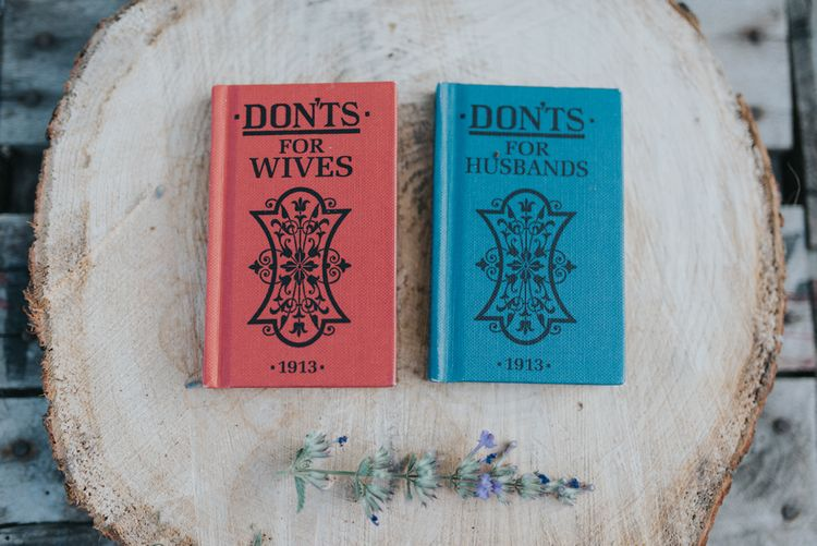 Don'ts for Wives & Don'ts for Husbands Books