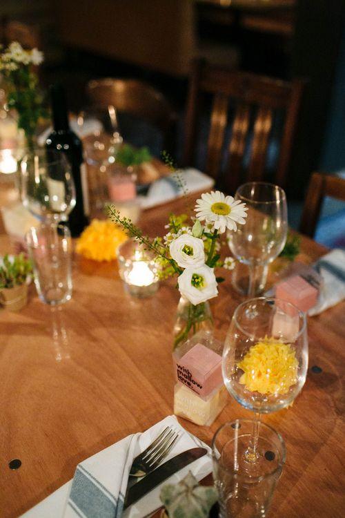 Wedding Reception Artisan of Clerkenwell