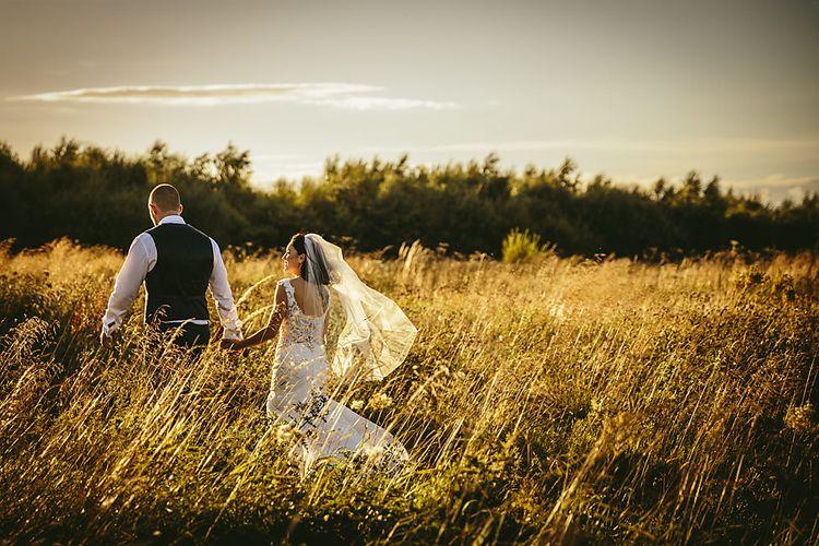 Bride In Kathryn Trueman