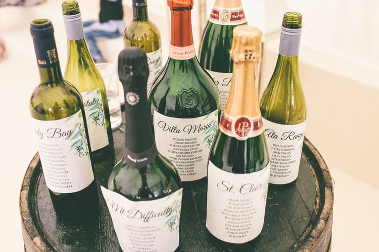 New Zealand Wines For Wedding Reception