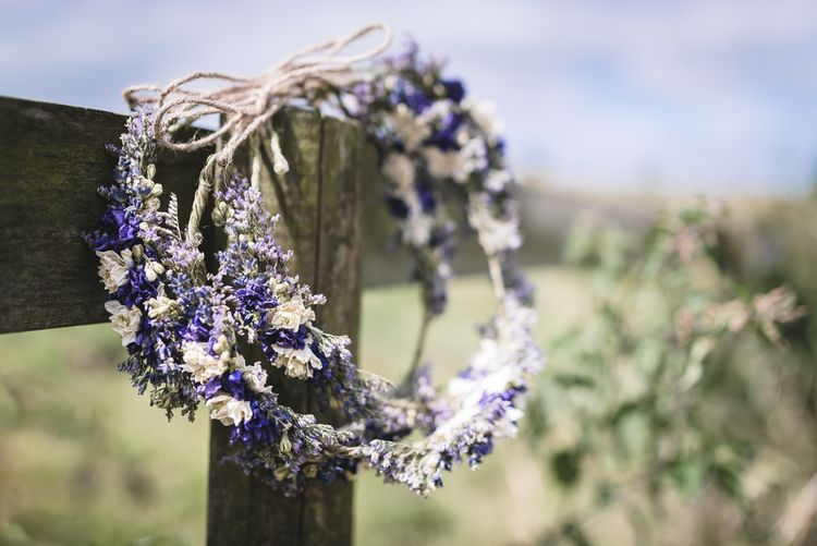 The Artisan Dried Flower Company Flower Crowns