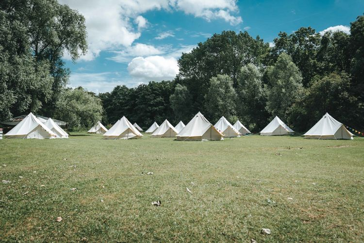Glamping | Tents
