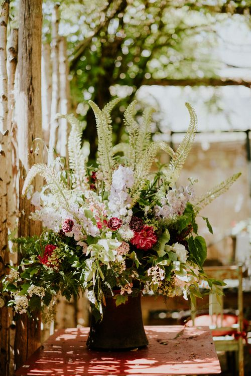 Wedding Flowers | Petersham Nurseries Botanical Wedding | Irene Yap Photography