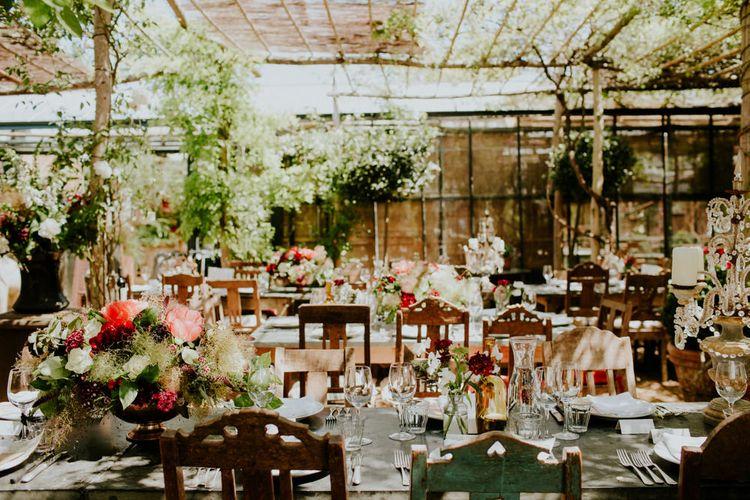 Petersham Nurseries Botanical Wedding | Irene Yap Photography