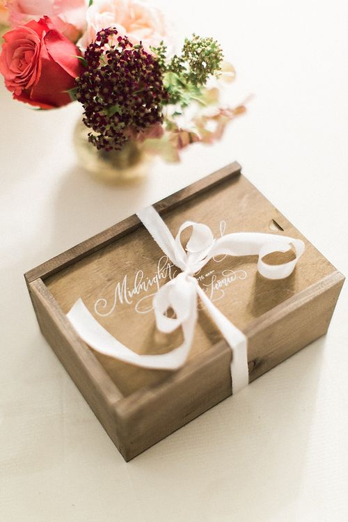 Imogen Owen Wedding Snack Boxes | Thank You | Wedding Favours | Jacob & Pauline Photography | Pretty in White Films