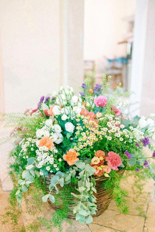 Wild Blooms Floral Arrangement