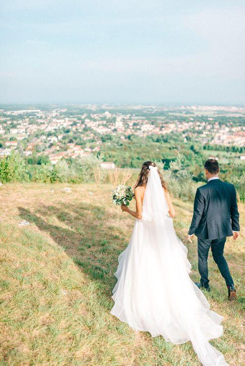 Bride & Groom Italian Countryside