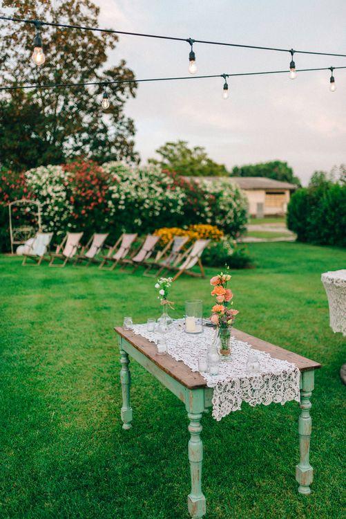 Rustic Styling Wedding Decor