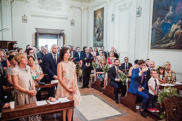 Wedding Ceremony | Tuscany Wedding | Due su Due Photography
