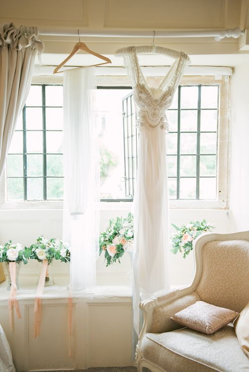 Anna Campbell Wedding Dress