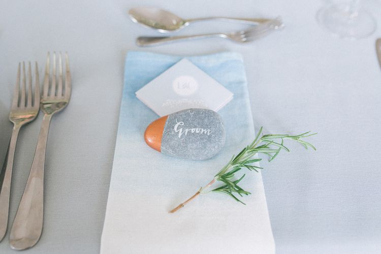 Place Setting by Paperknots