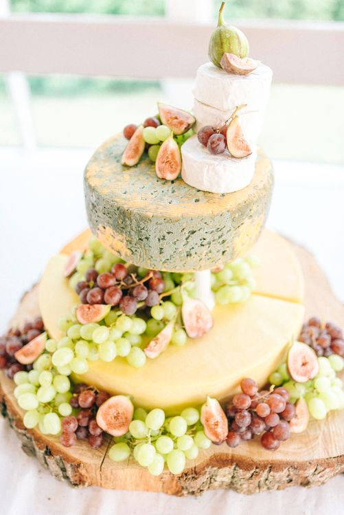 Cheese Tower for Wedding From M&S