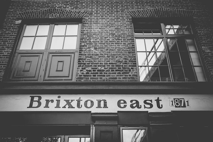 Brixton East 1871 Evening Reception   Stylish London Wedding Planned by Revelry Events   Story + Colour Photography