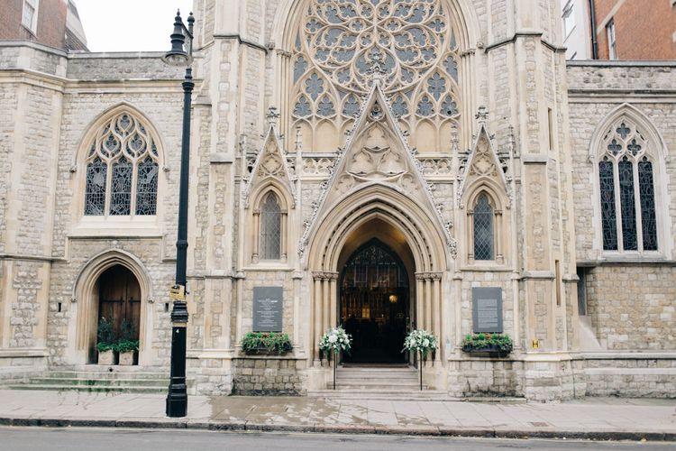 Farm Street Church Mayfair