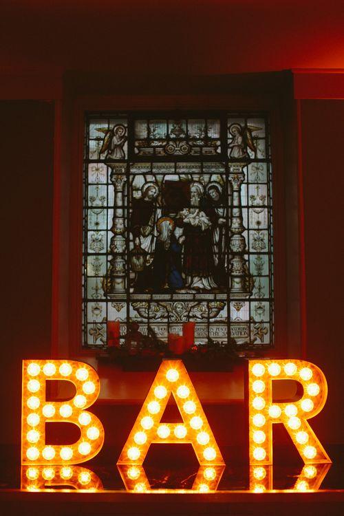 BAR Marquee Lights