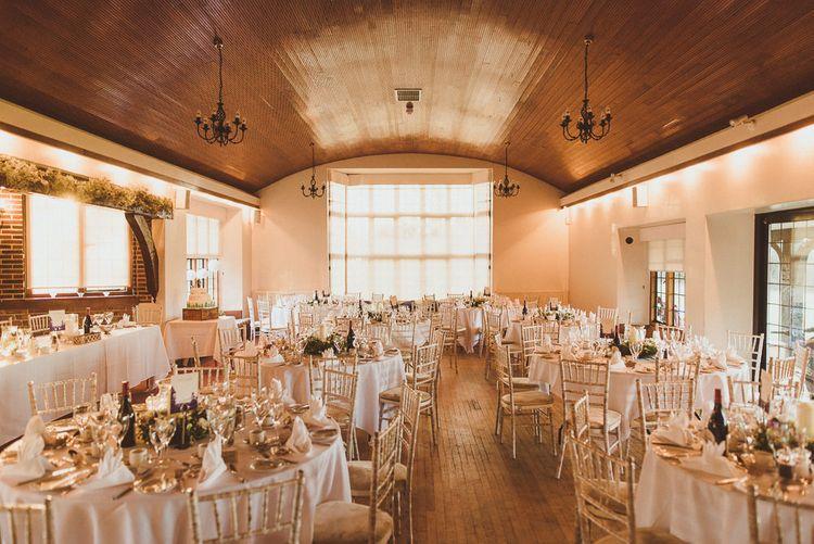 Elegant Wedding at Cuddington Golf Club   Matt Penberthy Photography