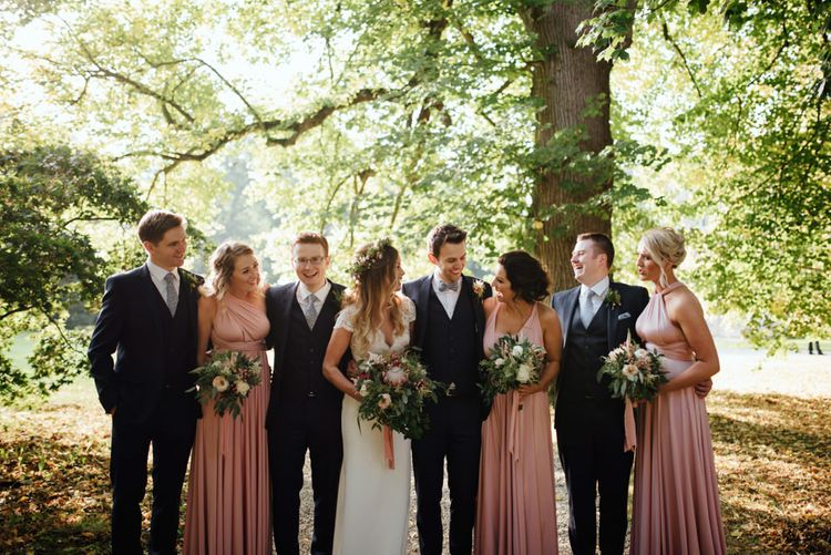 Wedding Party | The Lou's Photography