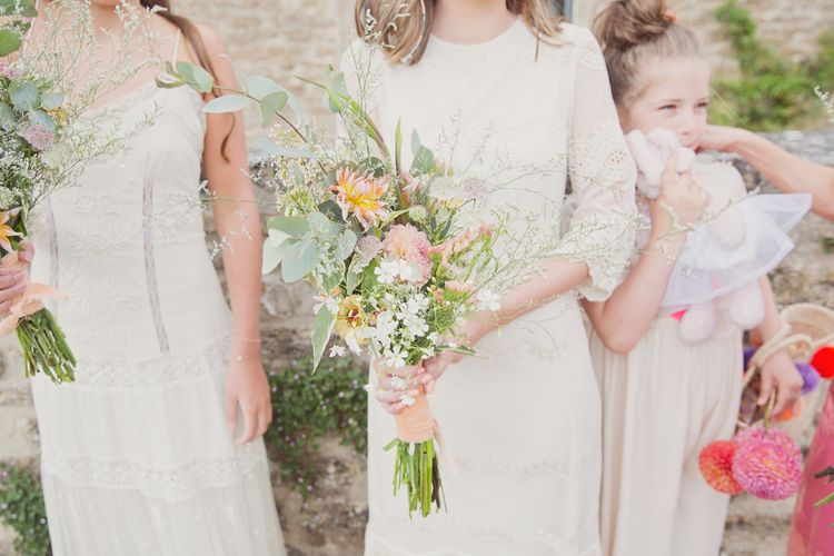 Wild Flower Bouquets | Cotton Candy Photography