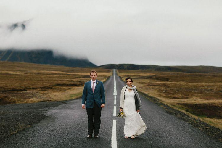 Iceland Elopement Wedding