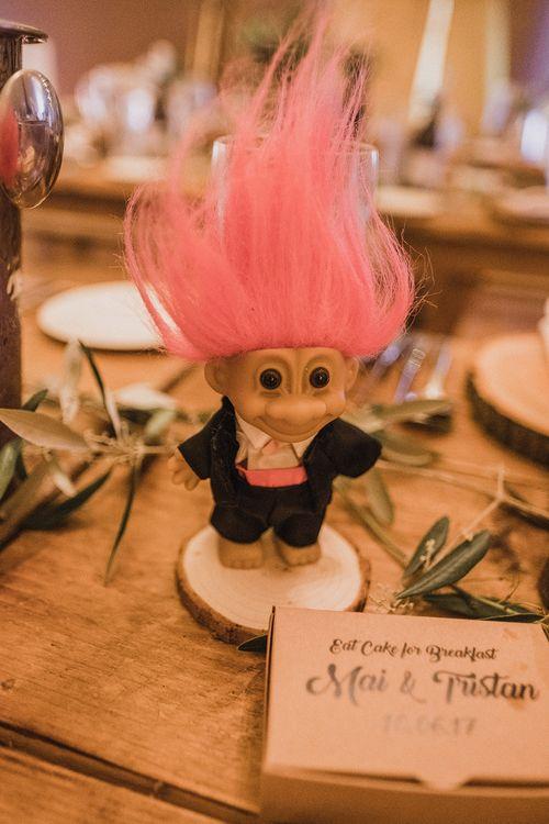 Troll Groom Wedding Details