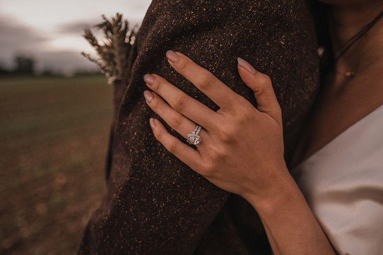 Gorgeous Diamond Wedding & Engagement Ring
