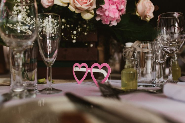 Props | Step Ladder Table Plan with Ornate Frames & Doily Decor | Ally M Photography