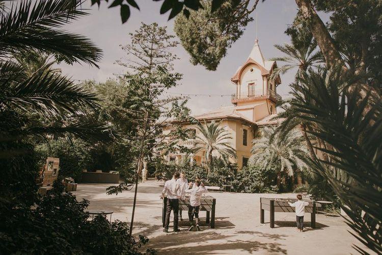 Outdoor Wedding In Alicante at Jardins de Abril
