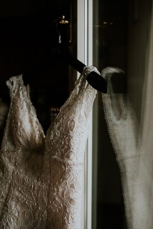 David's Bridal Wedding Dress   Intimate Love Memories Photography