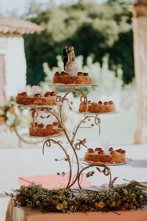 Wedding Cake   Intimate Love Memories Photography