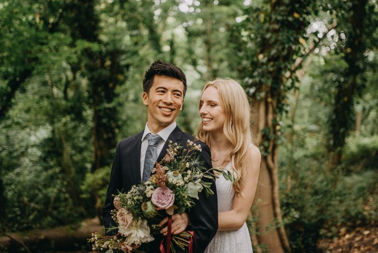 Industrial Wedding At 92 Burton Road Sheffield With Bride In Vera Wang & Groom In Hugo Boss With Images By Kate Waters Photography
