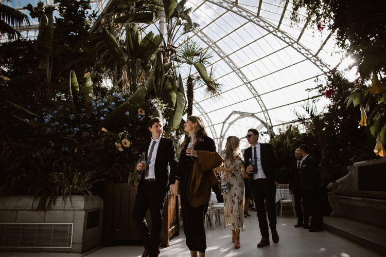 Sefton Park Palm House Wedding