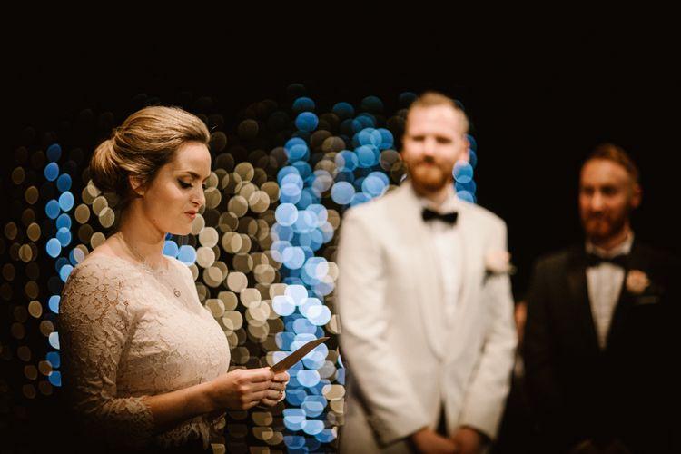 Wedding Ceremony at The Epstein Theatre Liverpool