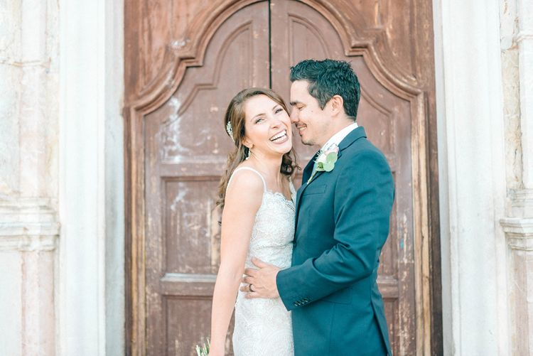Sicily Elopement Wedding With Bride In Wtoo By Watters And BHLDN Accessories With Images From Sarah Jane Ethan PhotographyZack & Megan0522