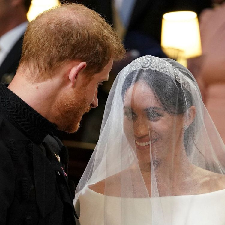 Meghan Markle And Prince Harry Wedding Ceremony St George's Chapel Windsor