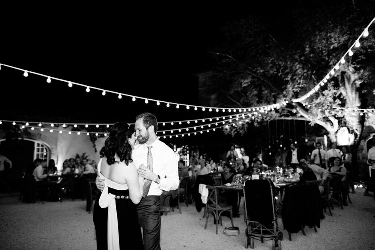 first Dance | Festoon Lights