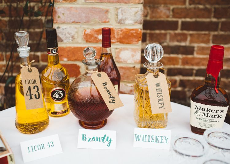 Brandy, Liquor & Whiskey Decanters