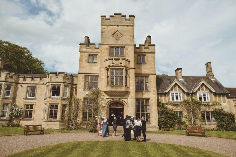 Guyzance Hall, Northumberland Wedding Venue