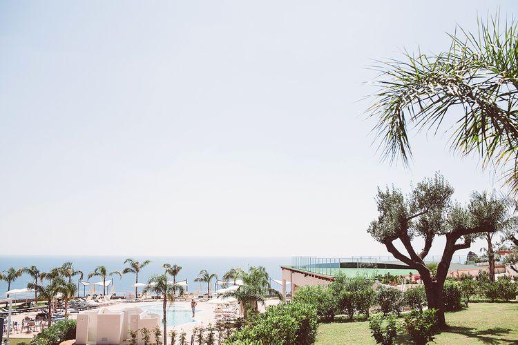 Views of Sicily