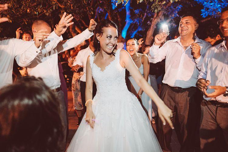 Bride in Essense of Australia (D1919) Wedding Dress