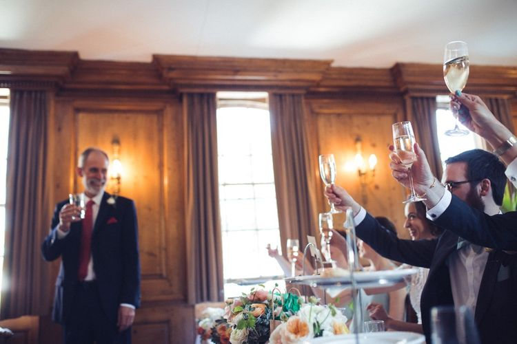 Vintage Wedding at Burgh House & The Pickle Factory London | Lovestruck Photography