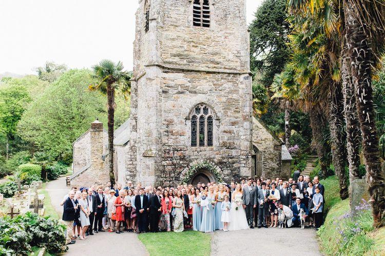 Church Group Photo