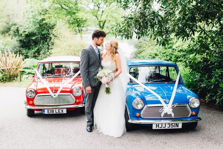Mini Wedding Cars