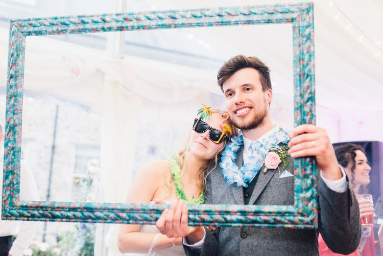 Bride & Groom Photo Booth