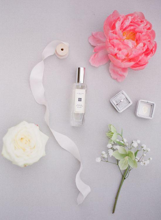 Jo Malone Perfume & Wedding Ring