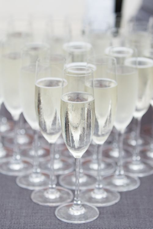 Champagne Drinks Reception